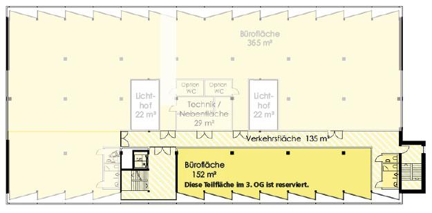 Schuppis 10 - 3. Obergeschoss